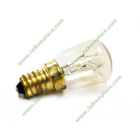 E14 15 Watts Ampoule220 Volts 300 Degrées pour four