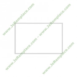 481946818051 Joint de porte blanc pour réfrigérateur
