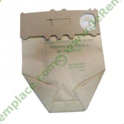 Pack de 6 sacs aspirateur papier adaptable VK130 VK131 Vorwerk - Folletto