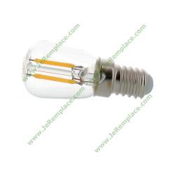 Ampoule à led e14 1.2 Watts pour Réfrigérateur et congélateur