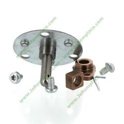 c00113038 Kit complet axe support bronze, bague patin pour sèche linge