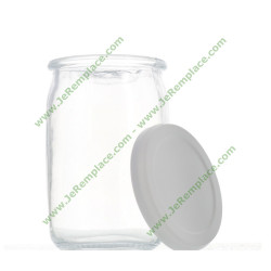 1 Pot en verre SA-989641 pour yaourtière seb