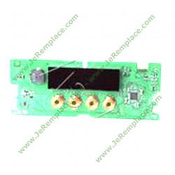 Carte d'affichage 11024396 pour four Bosch siemens