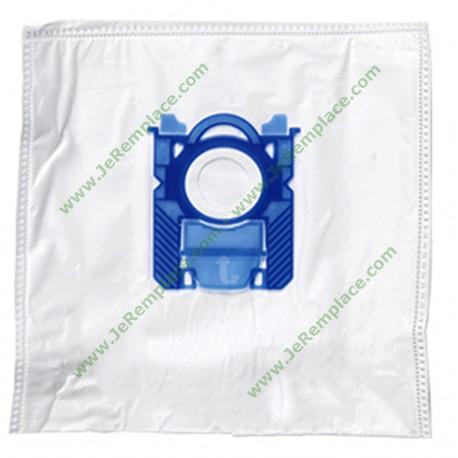 35601421 5 Sacs en micro-filtre aspirateur Electrolux Modèle 603-PH41M