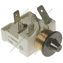 relais de démarrage PL50FX 4 cosses 117U6000 pour compresseur