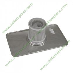 00435650 Filtre complet de fond de cuve pour lave vaisselle