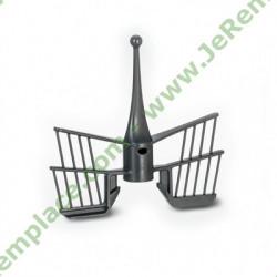 Fouet papillon 49109-51731 pour robot de cuisine thermomix