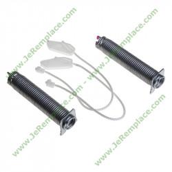 kit ressort avec corde 00754873 pour lave-vaisselle