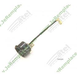 klixon de sécurité compresseur 1/3 pour réfrigérateur congélateur
