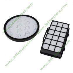 kit de filtration zr006001 pour aspirateur rowenta