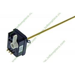 Thermostat 691597 - 691596 de chauffe eau TAS TF 450 patte en biais