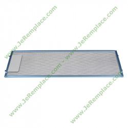 filtre rectangulaire métallique 4055344149 pour hotte electrolux