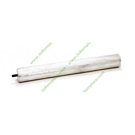 anode 25x200mm m5x10mm pour chauffe-eau