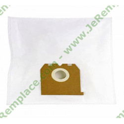 5 Sac à poussière en micro-fibres 9001955781 pour aspirateur