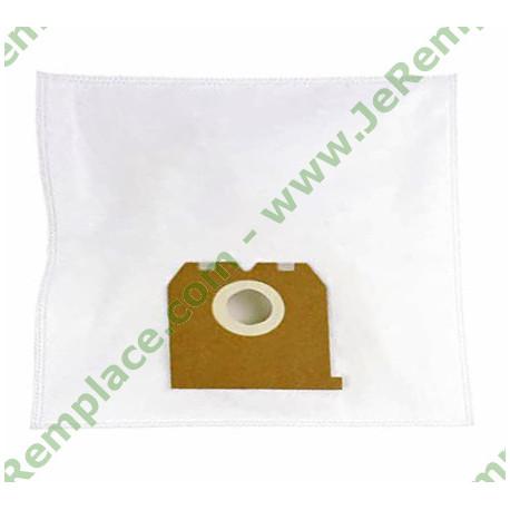T65 1 Sac à poussière en micro-fibres pour aspirateur