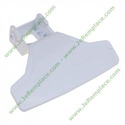 Poignée blanche de hublot 2828780100 pour lave linge