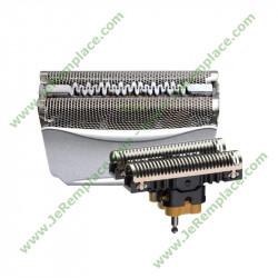 5646761 Combipack 51S - Série 8000 pour rasoir Braun