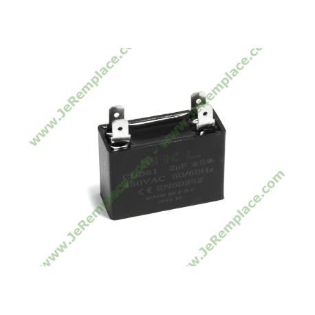 condensateur 2mf 450v skl