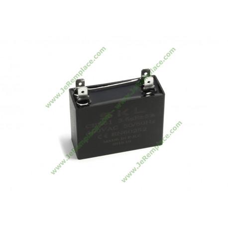 condensateur 3,5mf 450v - skl
