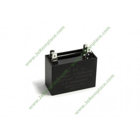 condensateur 4,5mf 450v - skl