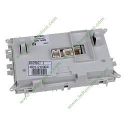 480112100631 Module de puissance programmé pour sèche linge Whirlpool