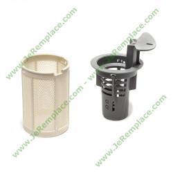 Filtre centrale cylindrique C00142344 pour lave vaisselle