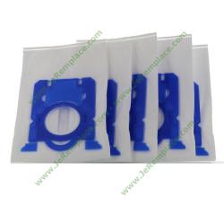 883802103010 X5 sacs à poussières en microfibres aspirateur Philips