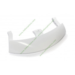 42023905 Poignée hublot blanche pour lave linge