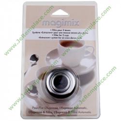 filtre cafetière 505459 expresso/ 2 tasses