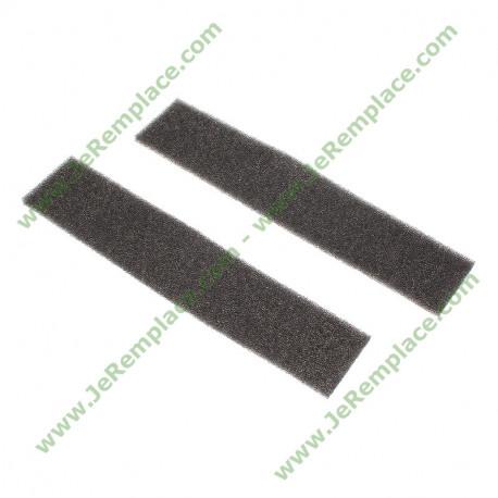 kit filtre en mousse 9688381 pour sèche-linge