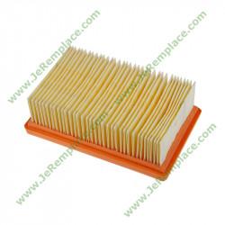 filtre plat mv 4/5/6 28630050 pour aspirateur