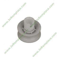 02372322 Roulette de panier supérieur pour lave vaisselle Miele