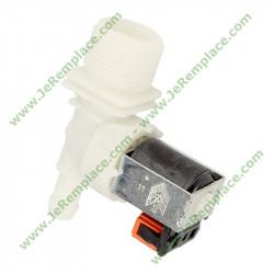 C00273883 Électrovanne 1 voie pour lave vaisselle indésit whirlpool