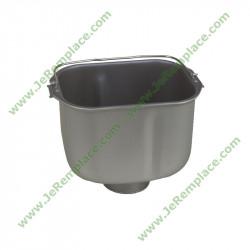 Cuve à pétrissage SS185950 pour cuve à pain