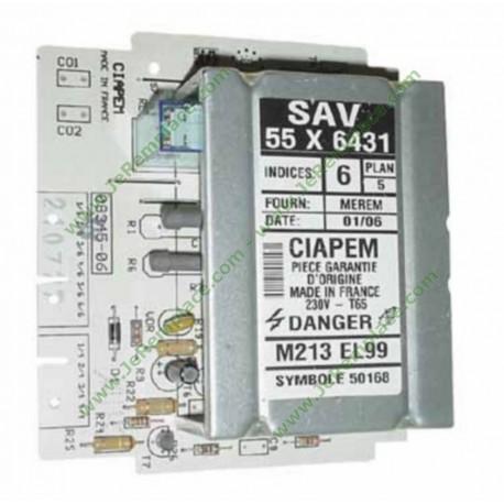 CARTE ELECTRONIQUE M213 EL99