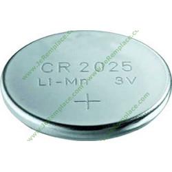 Pile lithium 6025101401 CR2025