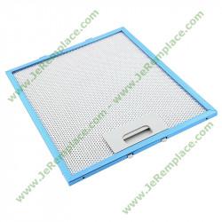 filtre métallique 4055101671 pour hotte Electrolux