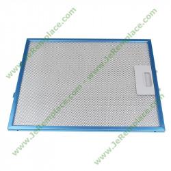 480122102169 filtre en métal pour hotte whirlpool