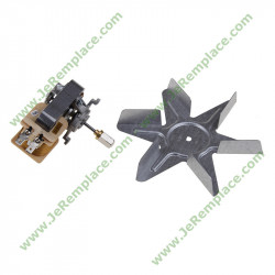 moteur ventilateur 481010781691pour four
