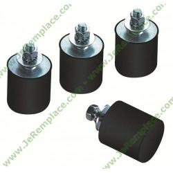 kit anti vibration pour climatiseur