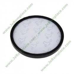 Filtre Hepa RS-2230000345 pour aspirateur Seb