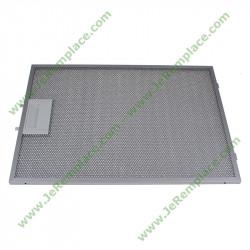 Filtre hotte métallique 00703451 pour appareil Bosch