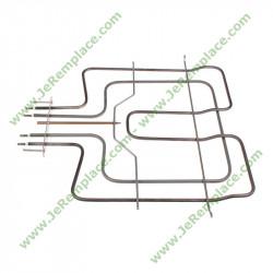Résistante de voute/ grill 481225998456 pour four Whirlpool