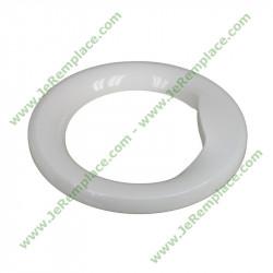481244010817 Cadre de hublot blanc pour lave linge