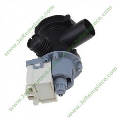 Pompe de vidange C00517420 pour lave linge whirlpool