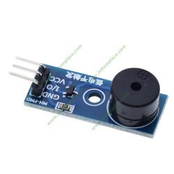 Buzzer shield Arduino tension VCC externe 3.3 V à 5 V