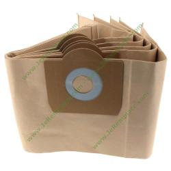 Sachet de 5 sacs à poussières 2585P pour aspirateur