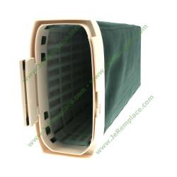 Sac en tissu complet pour aspirateur Kobold vk120