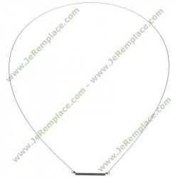 c00119210 Collier de serrage avant de joint de hublot pour lave linge