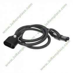 Flexible complet SLDB3255 pour nettoyeur vapeur polti